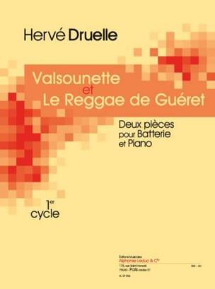 Hervé Druelle - Valsounette And the Reggae of Guéret - Sheet Music - di-arezzo.com