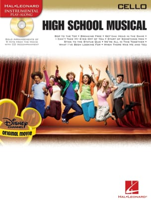 High School Musical - Partition - Violoncelle - laflutedepan.com