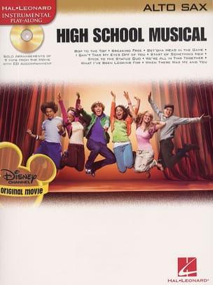High School Musical Partition Saxophone - laflutedepan