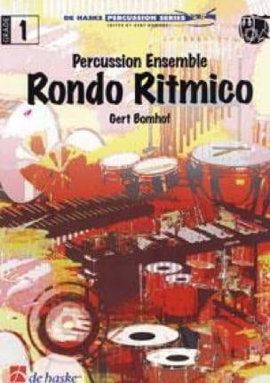 Gert Bomhof - Rondo Ritmico - 楽譜 - di-arezzo.jp