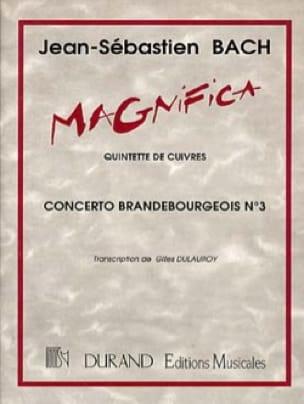 BACH - Concerto BWV 1041 En Sol Mineur - Partition - di-arezzo.fr