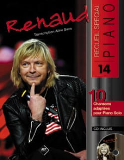RENAUD - Special Piano Collection No. 14 - Sheet Music - di-arezzo.com