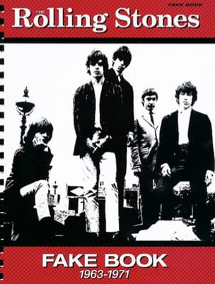 ROLLING STONES - The Rolling Stones fake book 1963-1971 - Partition - di-arezzo.fr