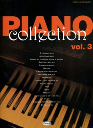 - Piano Collection Volume 3 - Partition - di-arezzo.fr