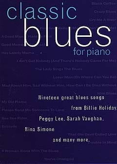 - Classic Blues For Piano - Sheet Music - di-arezzo.co.uk