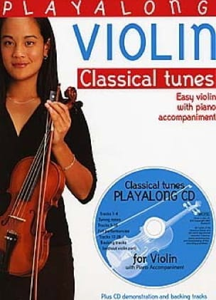 - Playalong Violin Classical Tunes - Sheet Music - di-arezzo.com