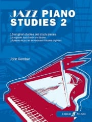 John Kember - Jazz Piano Studies - Volume 2 - Partitura - di-arezzo.it