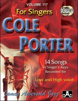 Volume 117 - Cole Porter For Singers - laflutedepan.com