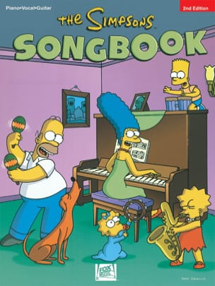 - The Simpsons Songbook - 2nd Edition - Partition - di-arezzo.fr