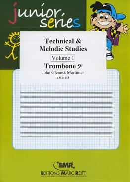 John Glenesk Mortimer - Technical - Melodic Studies Volume 1 - Partition - di-arezzo.co.uk