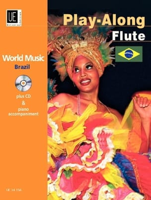 - World Music Brazil Play Along Flute - Sheet Music - di-arezzo.com