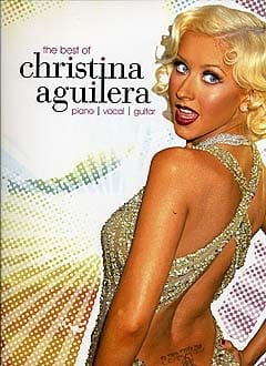Christina Aguilera - The Best Of Christina Aguilera - Sheet Music - di-arezzo.com