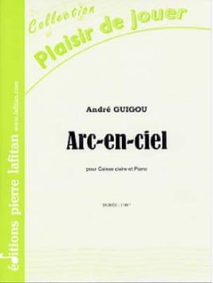 Arc-En-Ciel - André Guigou - Partition - laflutedepan.com