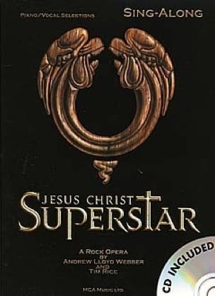 Andrew Lloyd Webber - Jesus Christ Superstar - Sheet Music - di-arezzo.co.uk