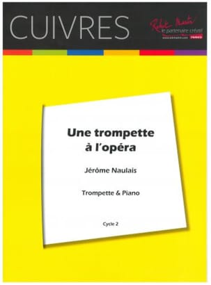 Jérôme Naulais - A Trumpet AL Opera - Sheet Music - di-arezzo.co.uk