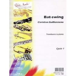 Christian Guillonneau - Bat-Swing - Partition - di-arezzo.fr