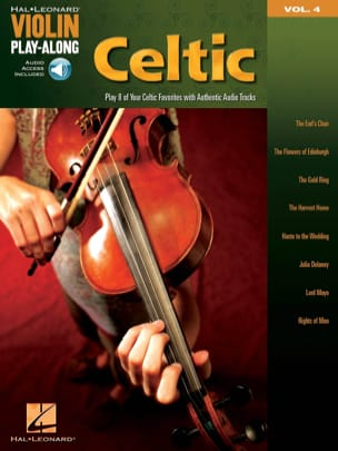 - Violin Play-Along Volume 4 - Celtic - Sheet Music - di-arezzo.co.uk