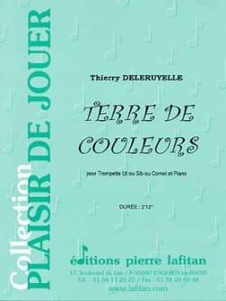 Terre de Couleurs Thierry Deleruyelle Partition laflutedepan