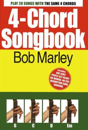4 - Chord Songbook - Bob Marley - Partition - laflutedepan.com