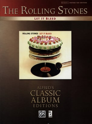 ROLLING STONES - Let It Bleed - Sheet Music - di-arezzo.co.uk