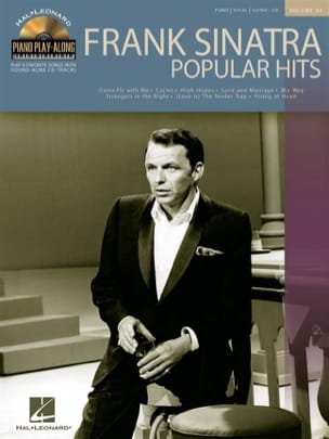 Frank Sinatra - Piano Play-Along Volume 44 - Popular Hits - Sheet Music - di-arezzo.com