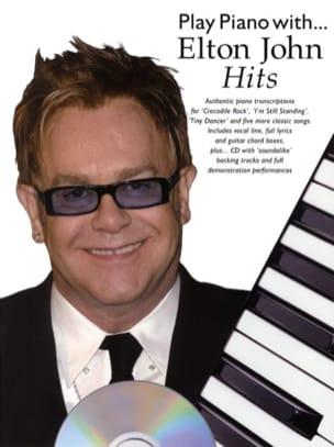 Elton John - Play Piano With... Elton John - Partition - di-arezzo.fr