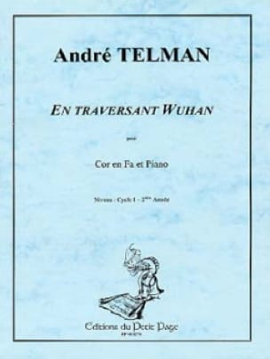 André Telman - In crossing Wuhan - Sheet Music - di-arezzo.com