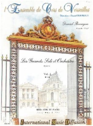 Les Grands Soli D' Orchestre Volume 1 - Partition - di-arezzo.fr