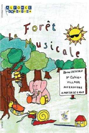La Forêt Musicale 3eme Cahier - Village Accessoires - laflutedepan.com