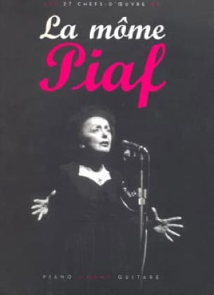 Edith Piaf - The Mome Piaf - Sheet Music - di-arezzo.co.uk