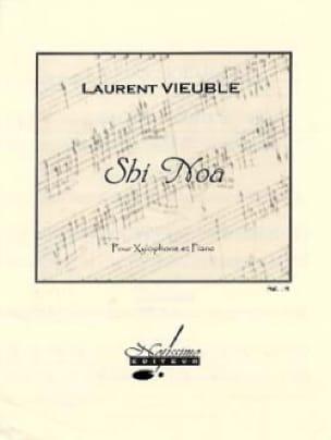 Shi Noa - Laurent Vieuble - Partition - Xylophone - laflutedepan.com