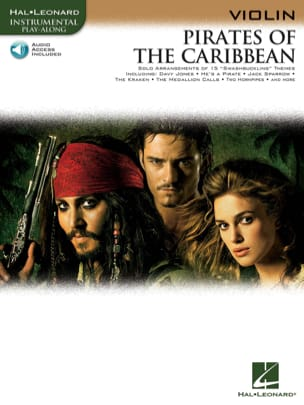 Klaus Badelt - Pirates of the Caribbean - Sheet Music - di-arezzo.com
