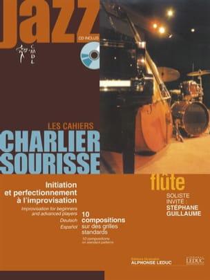Les Cahiers Charlier Sourisse - 10 Compositions sur des Grilles Standards avec C laflutedepan