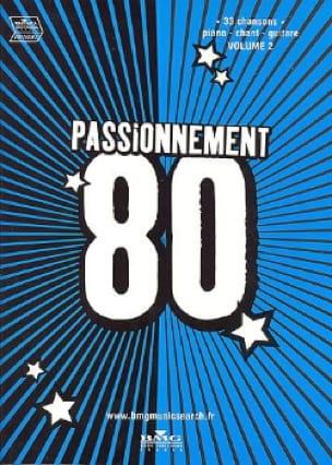 - Passion 80 - Volume 2 - Sheet Music - di-arezzo.com