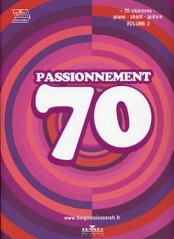 Passionnement 70 Volume 2 - Partition - laflutedepan.com