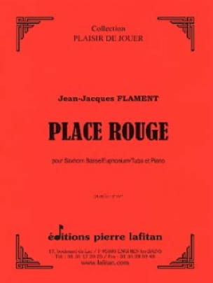 Place Rouge Jean-Jacques Flament Partition Tuba - laflutedepan