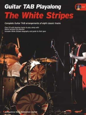 White Stripes The - Guitar Tab Playalong - Sheet Music - di-arezzo.com