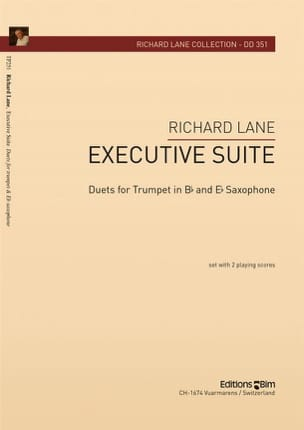 Executive Suite Richard Lane Partition Trompette - laflutedepan