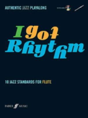 I Got Rhythm Partition Flûte traversière - laflutedepan