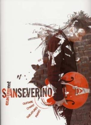 Exactement - Sanseverino - Partition - laflutedepan.com