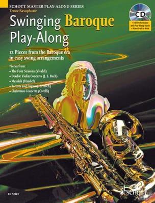 - Swinging Baroque Play-Along - Partition - di-arezzo.ch