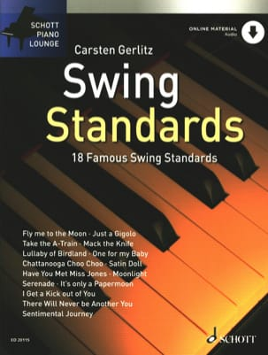 Swing Standards Partition Jazz - laflutedepan