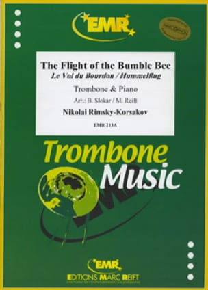 Le Vol du Bourdon - Nicolai Rimsky Korsakov - laflutedepan.com