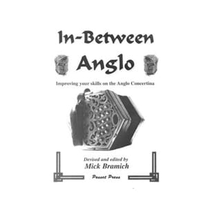 Mick Bramich - In-Between Anglo - Sheet Music - di-arezzo.com