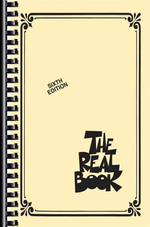 The mini real book volume 1 - Sixth Edition - Original Edition - Partition - di-arezzo.fr