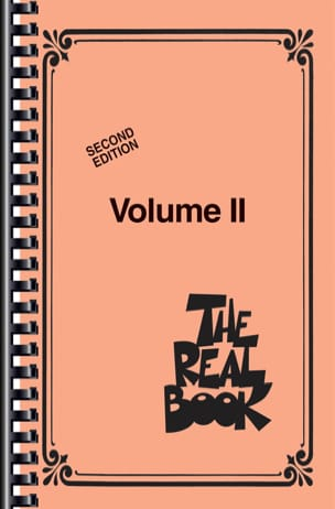 - The mini real book volume 2 - Second Edition - Original Edition - Partition - di-arezzo.fr