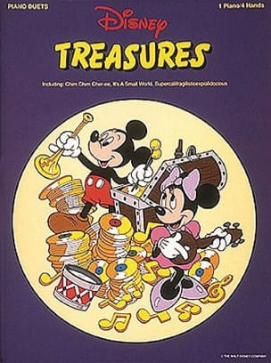 DISNEY - Disney Treasures - Sheet Music - di-arezzo.co.uk