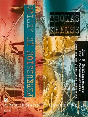 Perkussion In Aktion - Thomas Keemss - Partition - laflutedepan.com