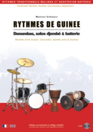 Maarten Schepers - Rhythms of Guinea - Sheet Music - di-arezzo.com