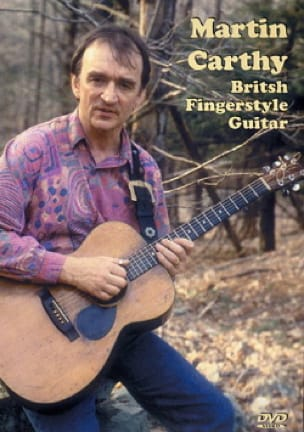 Martin Carthy - DVD - Britsh Fingerstyle Guitar - Sheet Music - di-arezzo.co.uk